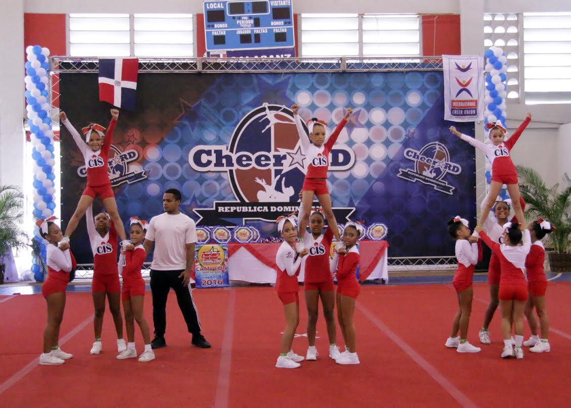 Cheerleading Team – Sub Champions